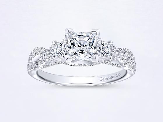 Gabriel Princess Cut