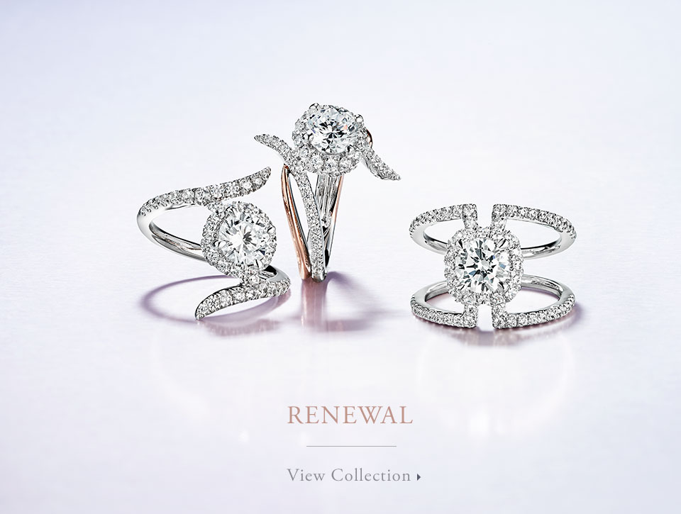 Renewal Engagement Rings