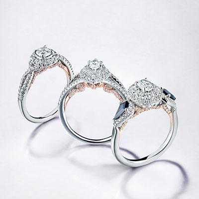Complete Engagement Rings