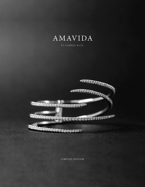 AMAVIDA Limited Edition Fashion Book
