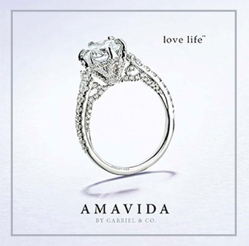 Amavida Bridal Collection Booklet