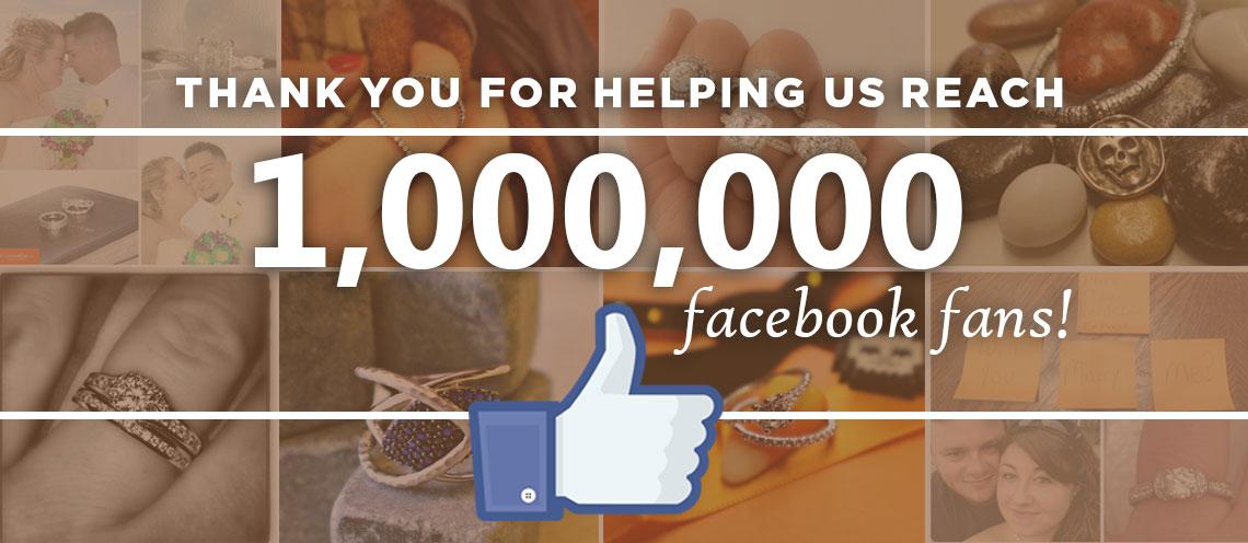 Gabriel & Co reaches 1 million likes
