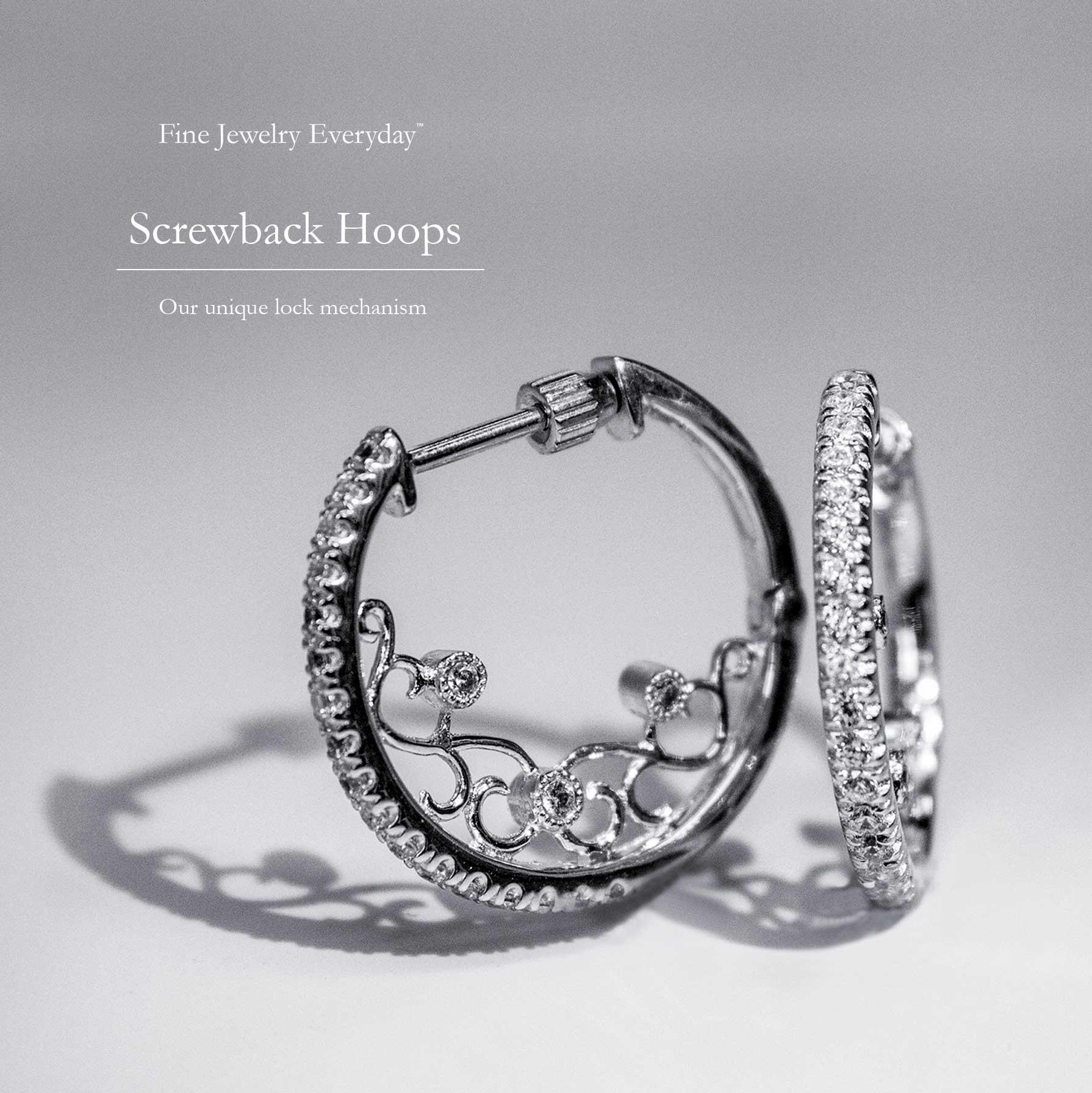 Fashion Hoops
