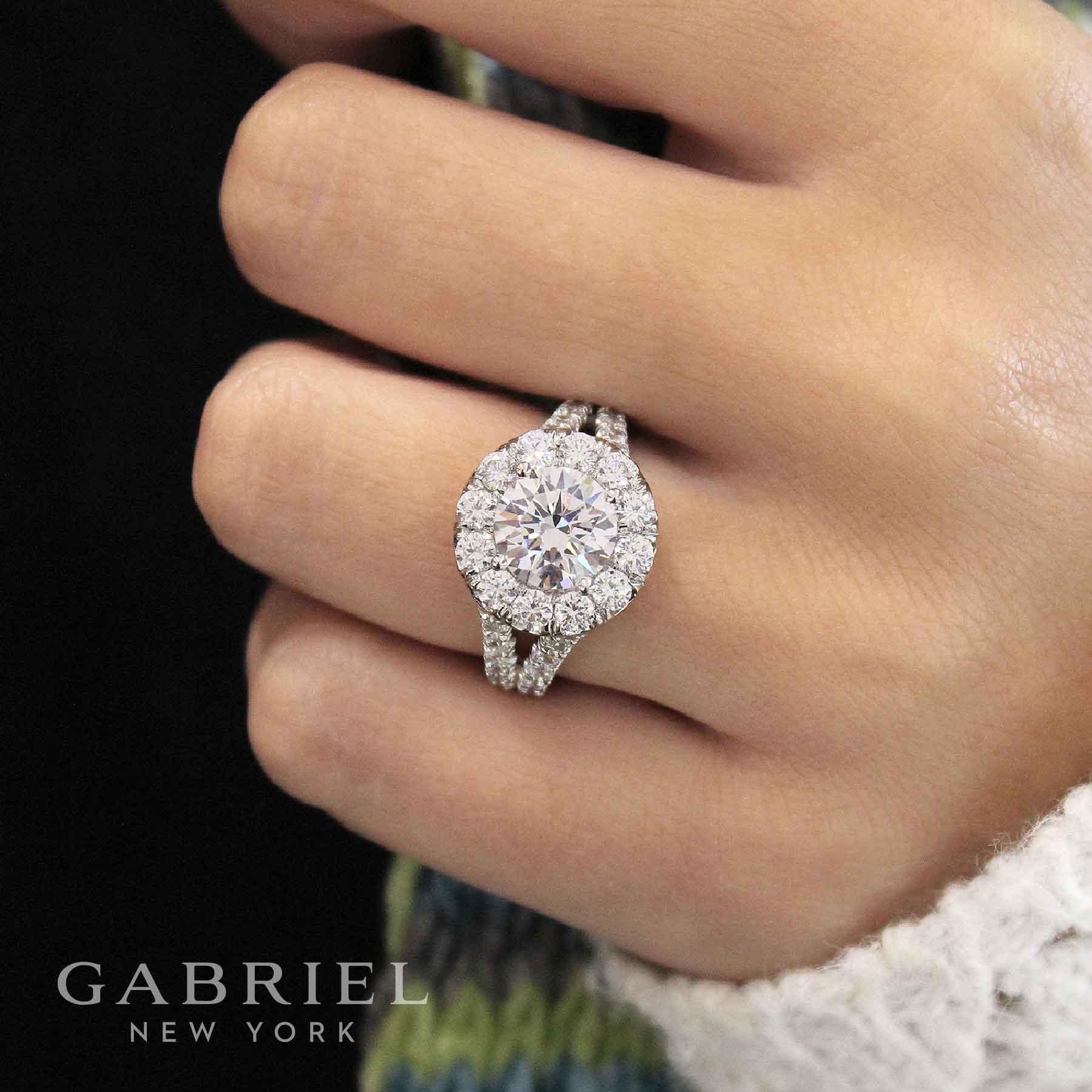 Engagement Rings York: Gabriel & Co New York